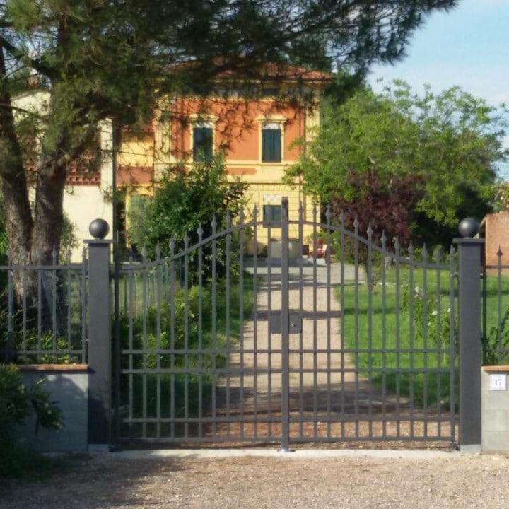 cancello casa vacanze villa cerine