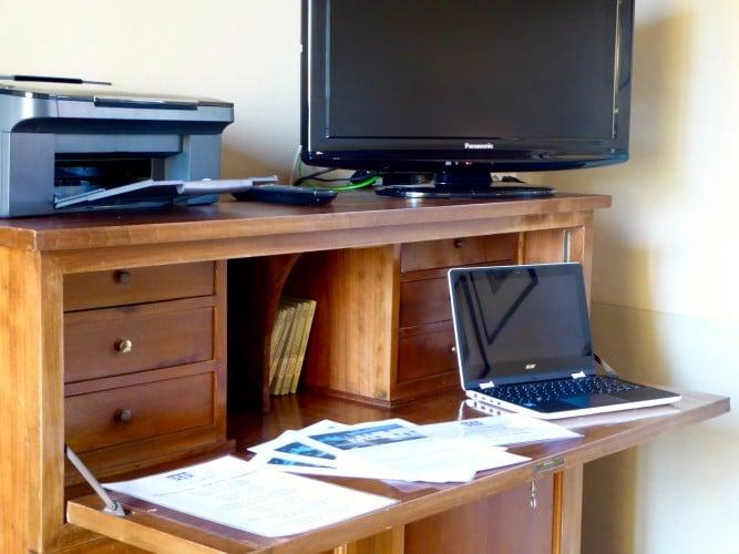 computer casa vacanze villa cerine altopascio